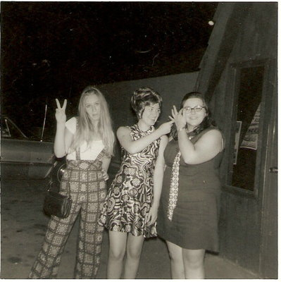 Deedee, Paula, Susan