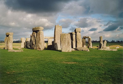 360 Degrees of Stonehenge
